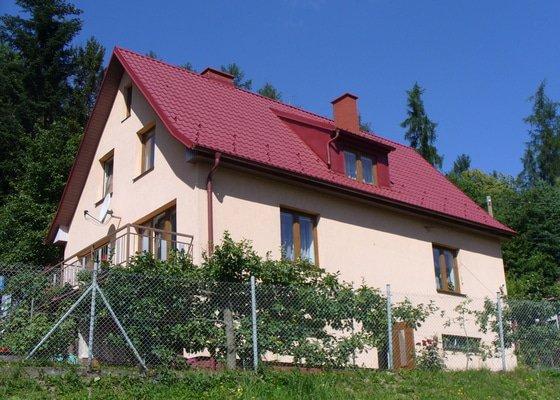 Rekonstrukce sedlové střechy na RD, včetně zateplení (190m²)