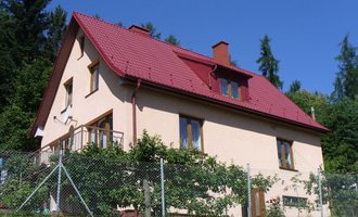 Rekonstrukce sedlove strechy na rd vcetne zatepleni 190m p1020077