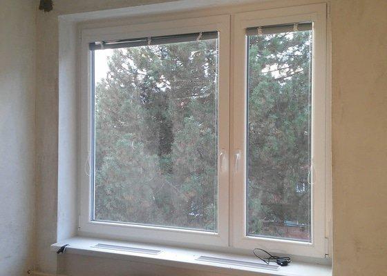 Výměna oken při rekonstrukci bytu