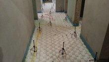 12/2014 RD Bořetice, anhydritová podlaha 110 m2