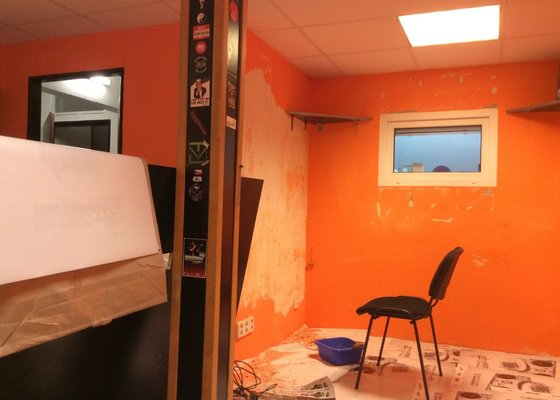 Úprava interiéru malého bytu (25m2)