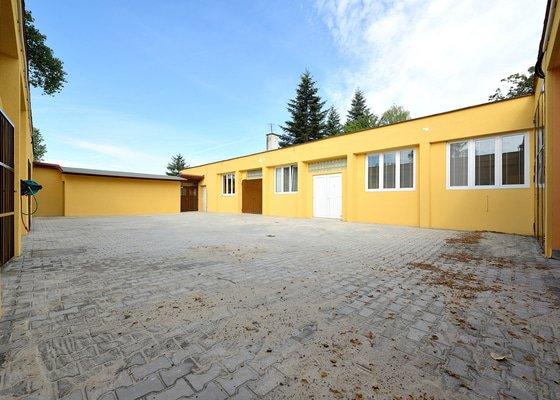 Letiště Kbely - stavební opravy budovy VSB