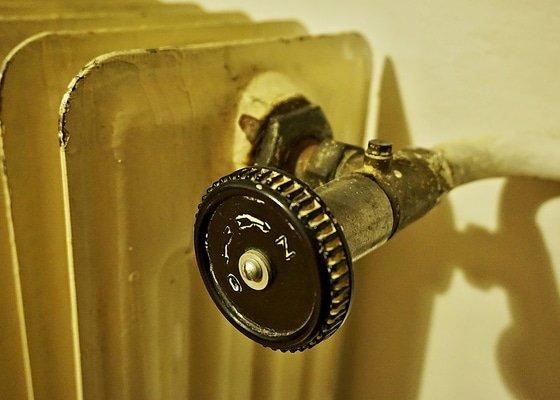 Výměna ventilů u radiátorů