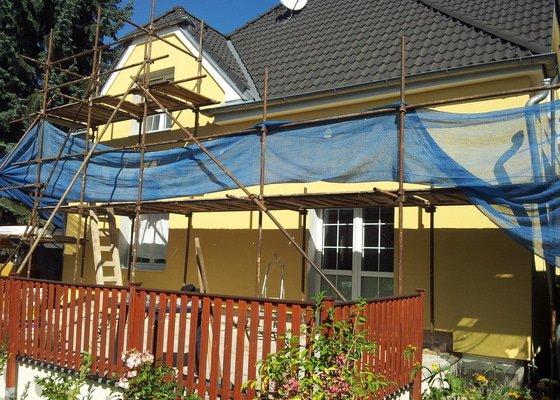Rekonstrukce RD ve Staré Boleslavi