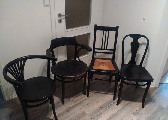 Oprava nábytku, renovace