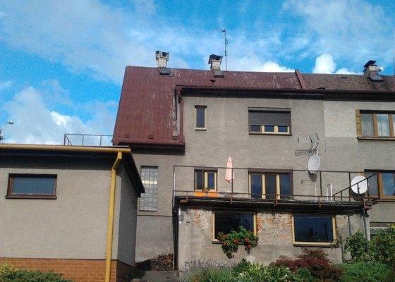 Nátěr střechy cca 100m2
