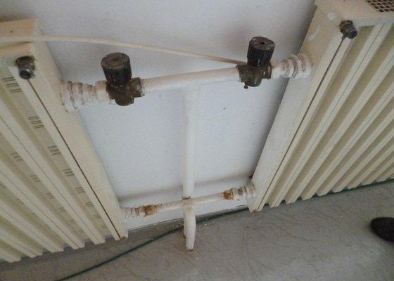 Rekonstrukce topení a ohřevu vody v rodinném domě