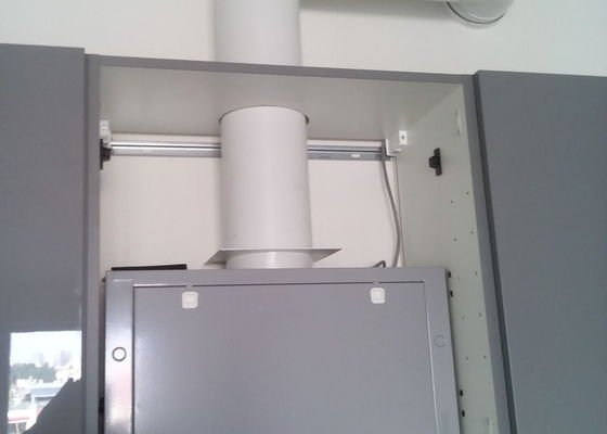 Zhotovení odtahu z kuchyňské digestoře
