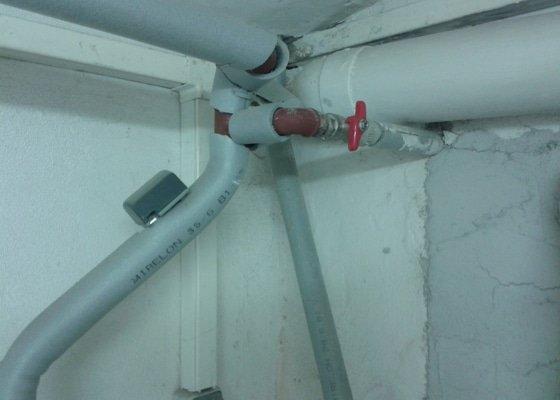 Vyměna napouštěcího ventilu topení