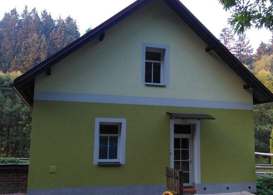 Zateplovací fasáda rodinného domu v programu NZÚ