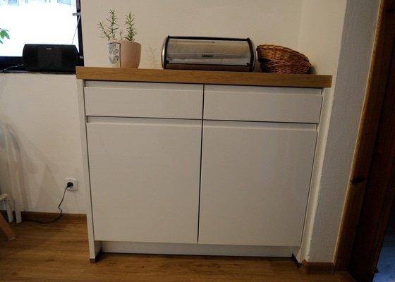 Kuchyně do domu z osmdesátých let, Starý Plzenec