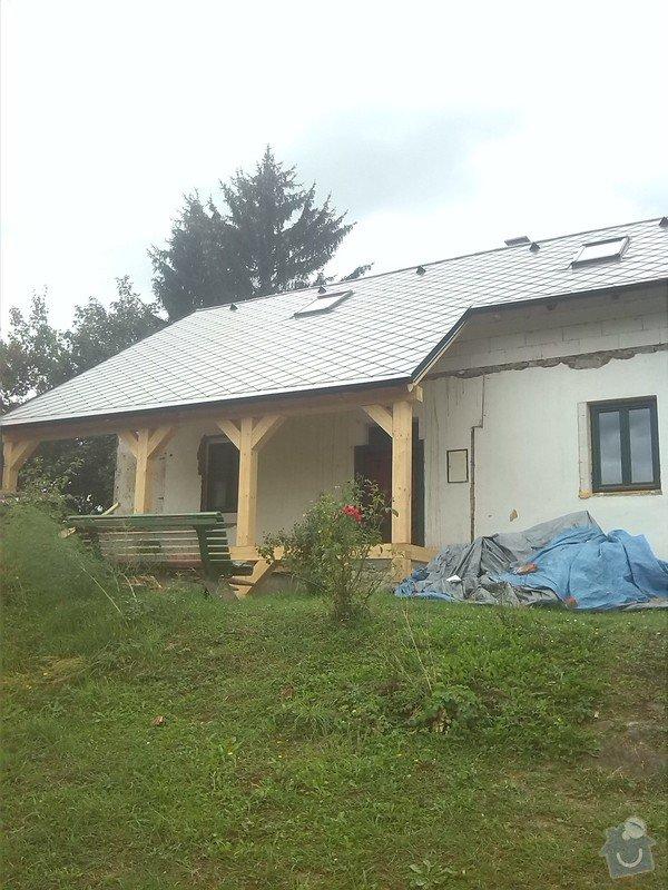Rekonstrukce střechy, komínu: IMG_20150905_151155