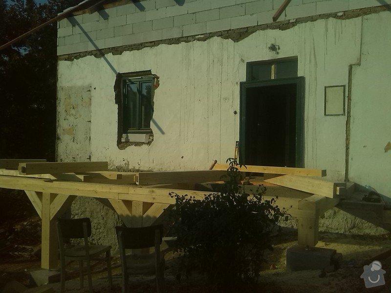Rekonstrukce střechy, komínu: IMG_20150814_074604