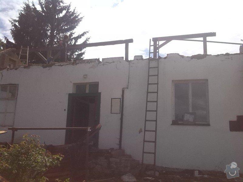Rekonstrukce střechy, komínu: IMG_20150727_143600