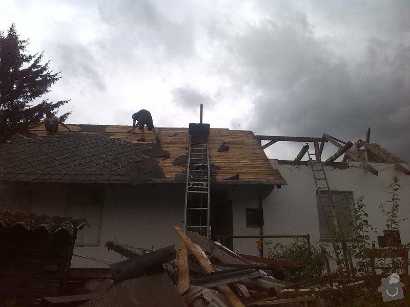 Rekonstrukce střechy, komínu: IMG_20150727_122107