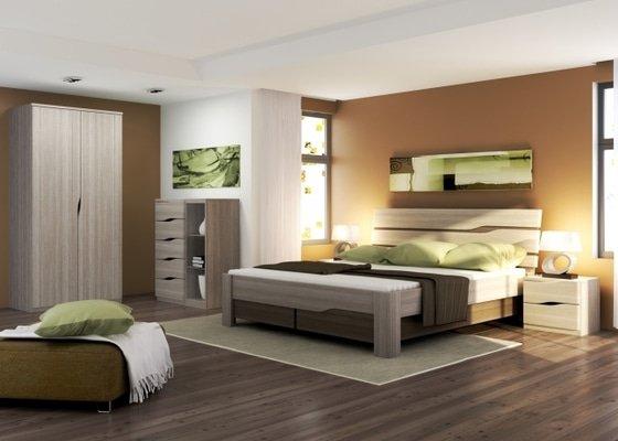 Výroba masivní ložnice