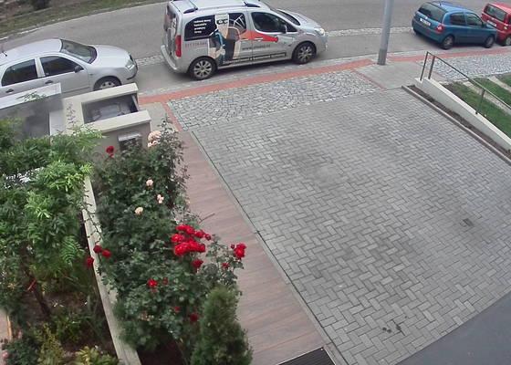 Kamerový zabezpečovací systém