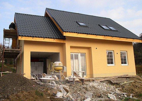 Stavba domu na klíč