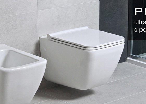 Montáž umývadla, wc a bidetu