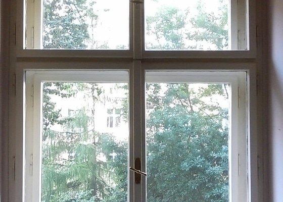 Repase spaletovych oken