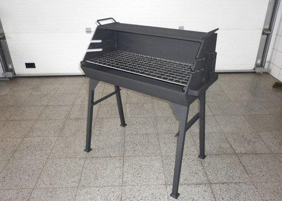 Výroba grilu
