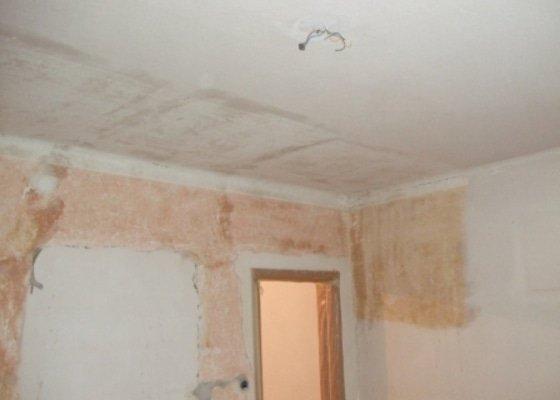 Rekonstrukce místností