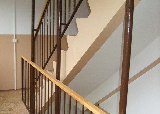Rekonstrukce šesti vchodů