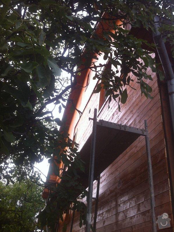 Oprava a zateplení dřevěné fasády: IMG_5115
