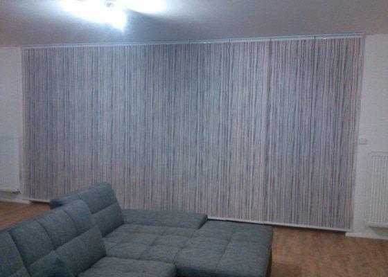Japonská posuvná stěna