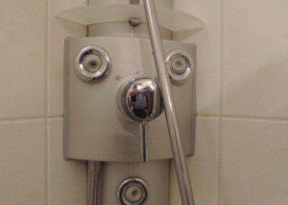 Vyčištění termostatické hlavy u sprchy