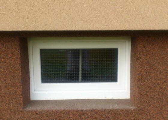 Mříže sklepních oken