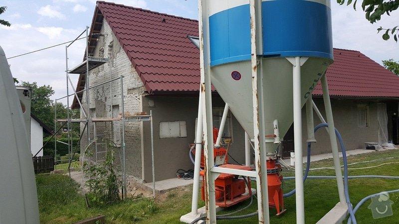 Zhotovení nové fasády (bez zateplení) : Cheznovice_1