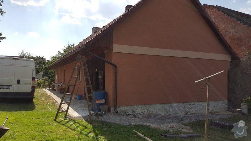 Zhotovení nové fasády (bez zateplení) : Cheznovice_2