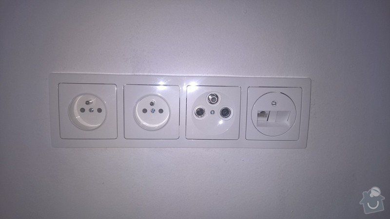 Rozvody elektřiny pro RD: kub_1