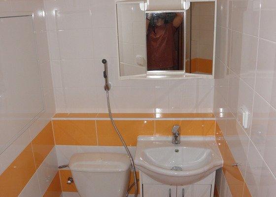 Koupelnu bez bourání bytového jádra paneláku