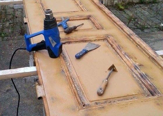 Renovace starých oken a dveří ev. výroba okna