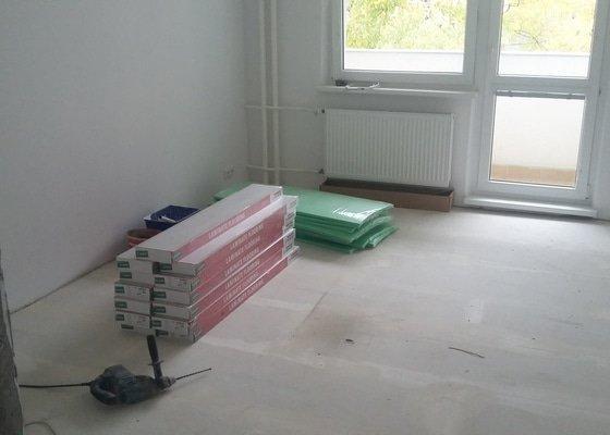 Rekonstrukce panelového bytu 3+1 75m2