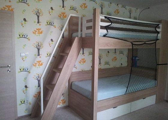 Návrh chlapeckého dětského pokoje