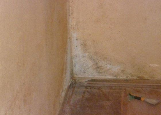 Malirske prace, povrchove opravy zdiva v interieru