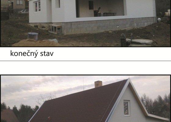 Celková rekonstrukce rekreačního objektu