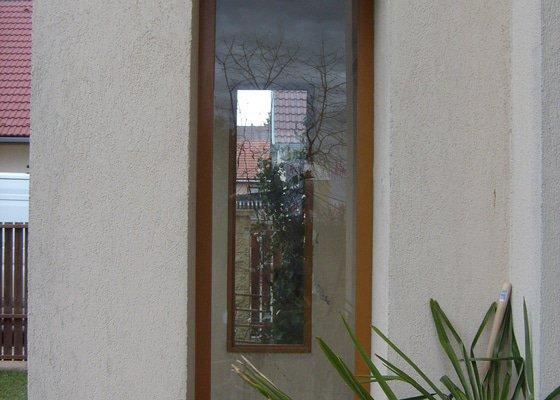 Zasklení verandy