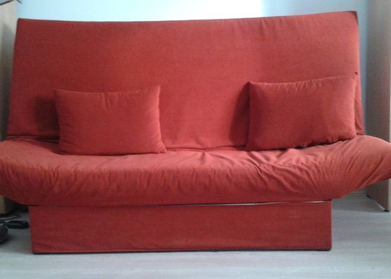 Výroba matrace a potahu na pohovku