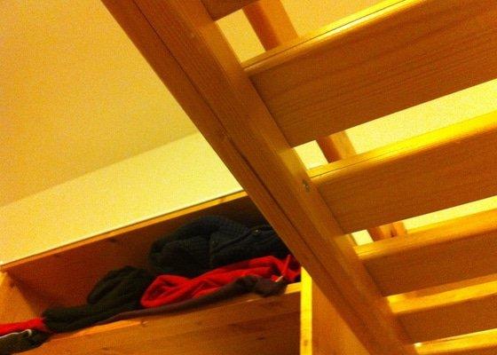 """Truhlářské práce - """"oprava spacího patra"""""""
