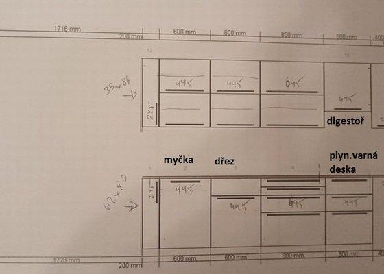 Montáž kuchyně IKEA v paneláku