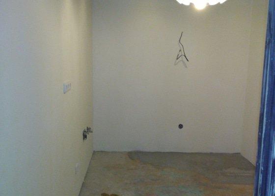 Dodělání rekonstrukce v bytě 2+1