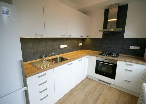 Rekonstrukce bytu 3+1 v Brně