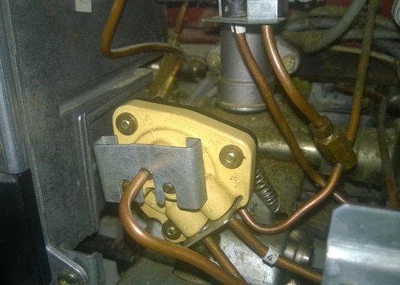 Oprava plynového kotle Vaillant