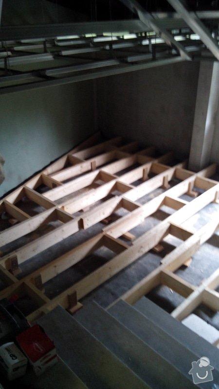 Rekonstrukce kuchyně, obyvacího pokoje a stavba prodejny: IMG_20140527_132142