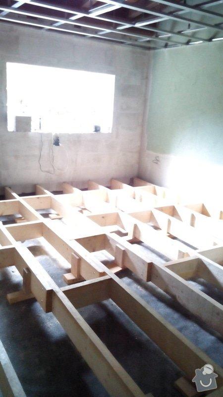 Rekonstrukce kuchyně, obyvacího pokoje a stavba prodejny: IMG_20140527_132106