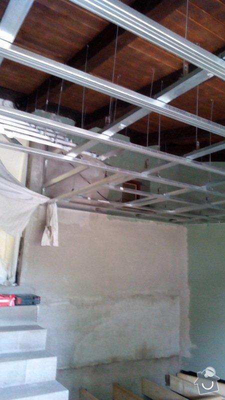 Rekonstrukce kuchyně, obyvacího pokoje a stavba prodejny: IMG_20140527_132205